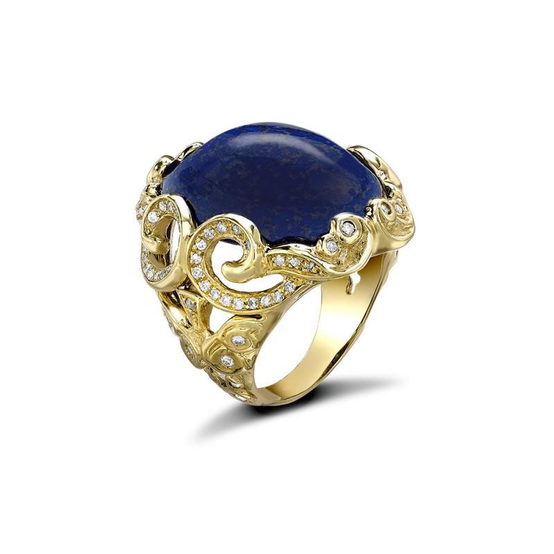 Yemanja Lapis Ring