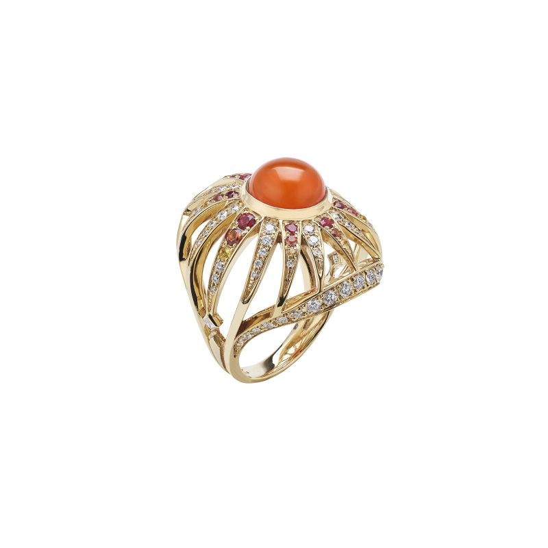 Aruna Ring Yellow C