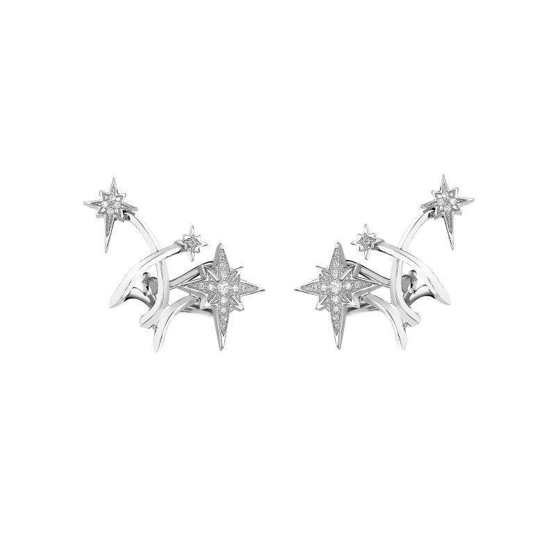 Ideal Venyx Black Star Earrings – Venyx World ZA99