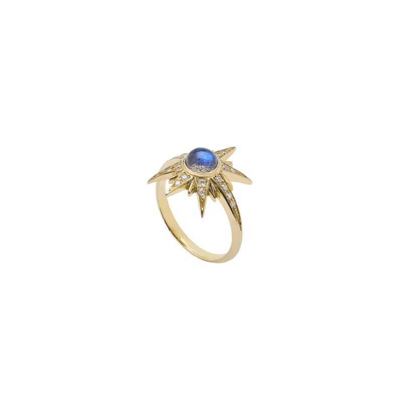 Solis Ring Yellow C