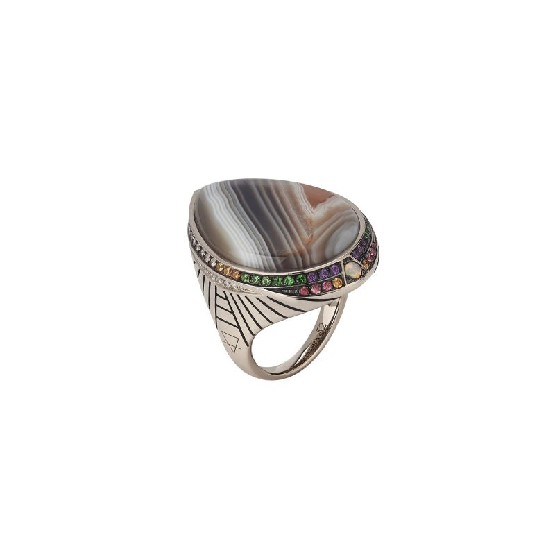 Terra Ring White C