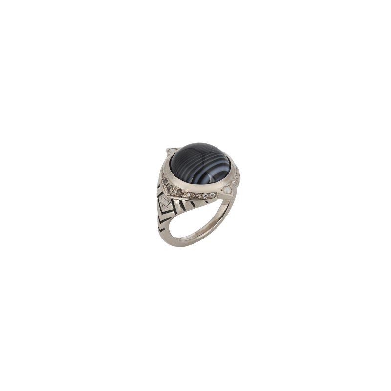 Terra Small Ring White C copy