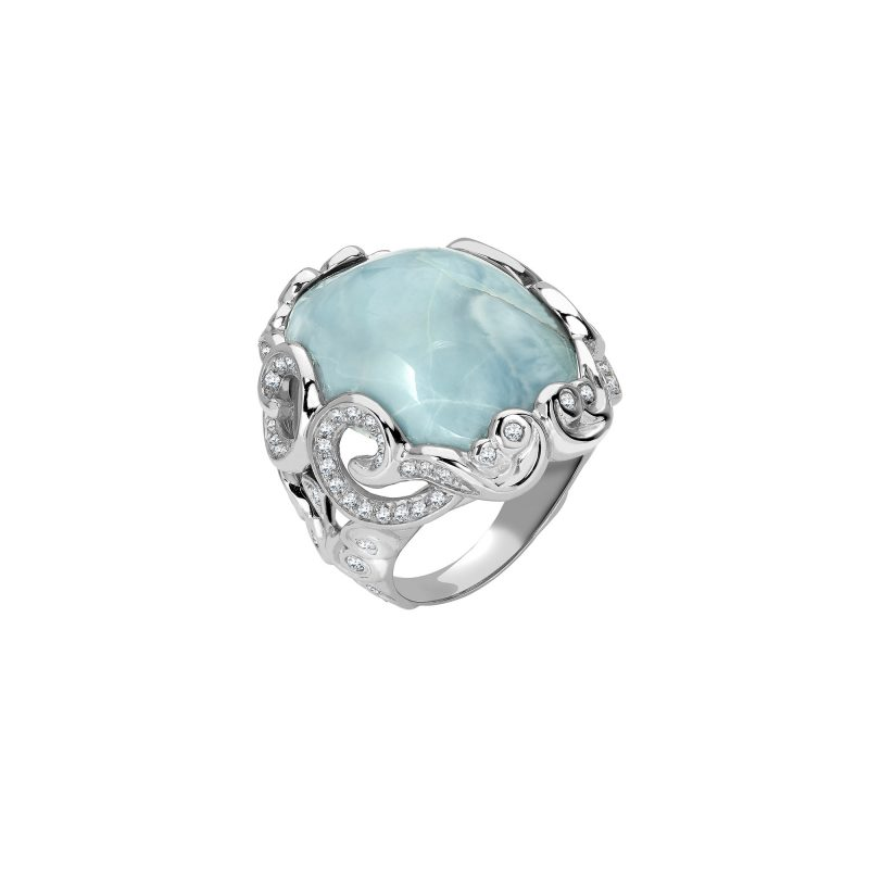 Yemanja Larimar Ring White C copy